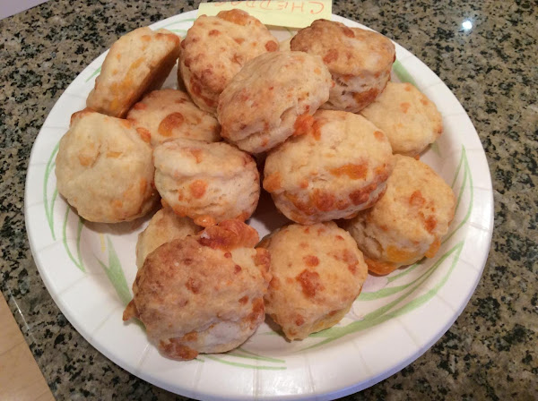 Neiman Marcus Cheddar Cheese Biscuits Recipe