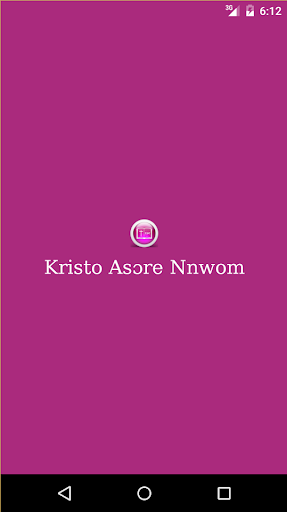 KRISTO ASORE NNWOM - Apps on Google Play