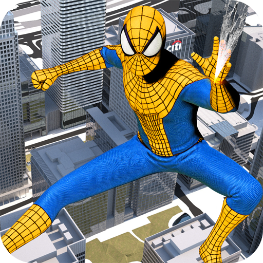 Spider Hero: Final Grand Battle file APK Free for PC, smart TV Download