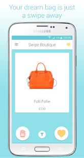 Swipe Boutique - Fashion Shop- screenshot thumbnail