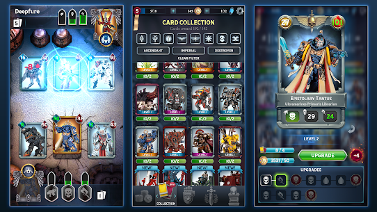 Warhammer Combat Cards – 40K Edition App Download For Android and iPhone 6
