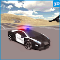 Police Car Driving 3D icon