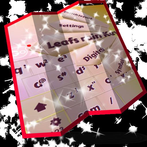 葉子雨鍵盤 個人化 App LOGO-硬是要APP