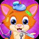 ペット獣医-猫ケアゲーム