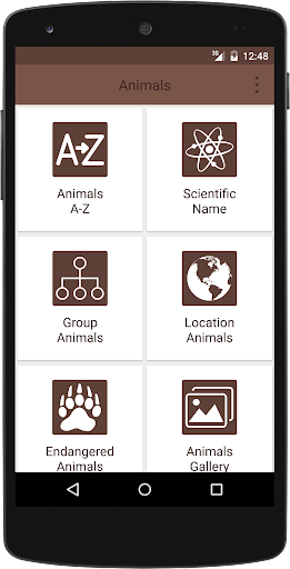 Animal World A-Z Collections