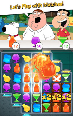 Family Guy- Another Freakin' Mobile Game - screenshot