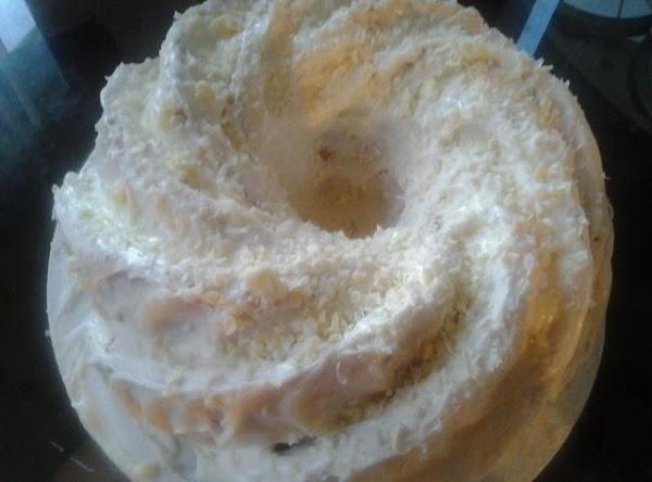 French Vanilla Bundt Cake Recipe
