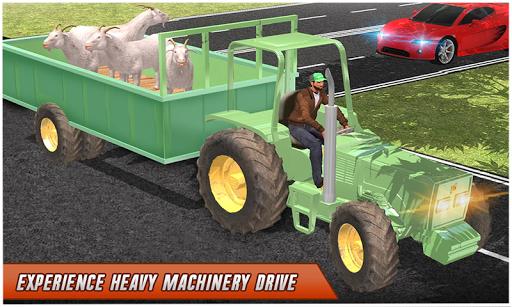 Farm Animal Transport Truck 2.5 screenshots 6