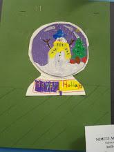 Photo: Snow globe Grade 3