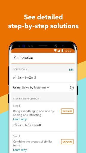 Chegg Math Solver - guided math problem solver ss3