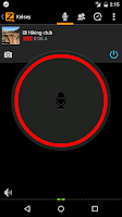 Screenshot of Zello PTT Walkie Talkie