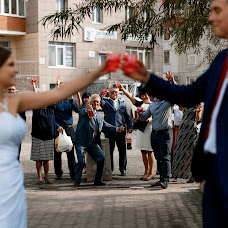 Wedding photographer Ilona Bashkova (bashkovai). Photo of 21.11.2017