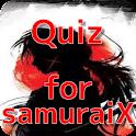 Quiz for SamuraiX icon