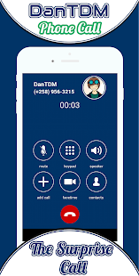 Phone Call From DanTDM - náhled