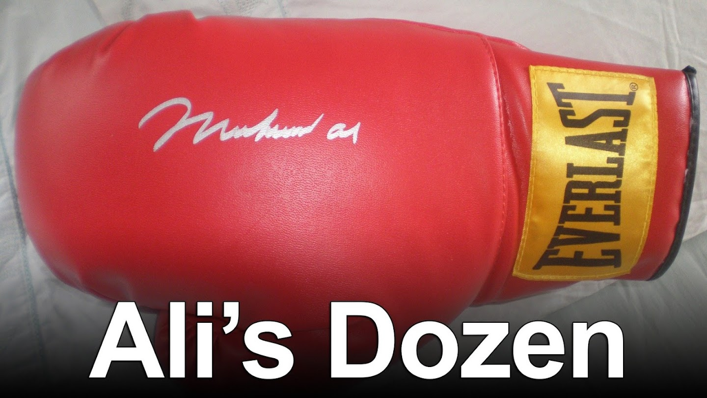 Watch Ali's Dozen live