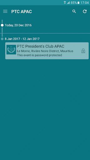 PTC President's Club APAC