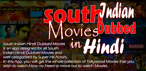 South Indian Movies Dubbed In Hindi - Apps on Google Play