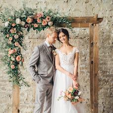 Wedding photographer Nastya Miroslavskaya (Miroslavskaya). Photo of 31.01.2017