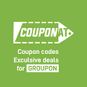 Couponat - Groupon coupons, vouchers & promo codes icon
