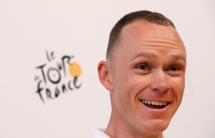 Chris Froome. Picture: REUTERS