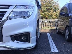 エルグランド TNE52 2019年250 highway STAR premium urban Chromのカスタム事例画像 tatsuya0044さんの2020年11月23日19:11の投稿
