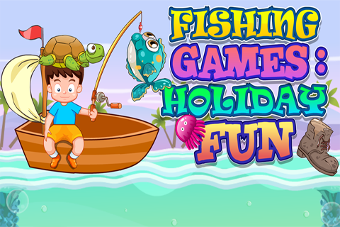 Fishing Games : Holiday Fun