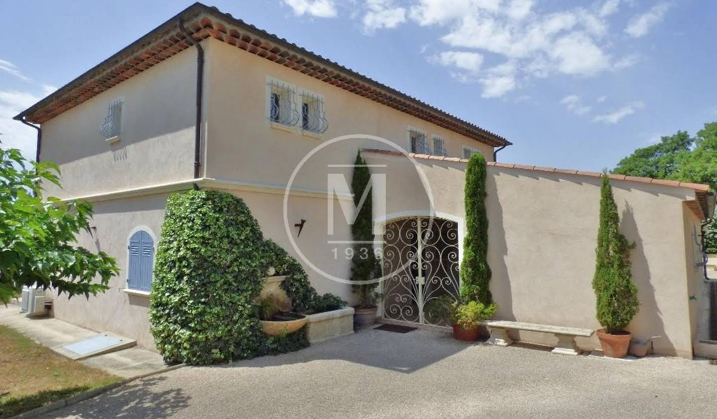 House with pool and terrace Draguignan