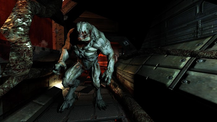 Doom 3 : BFG Edition - screenshot