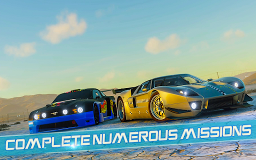 Alpha Drift Car Racing 1.0.4 screenshots 3