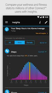 App Garmin Connect™ APK for Windows Phone