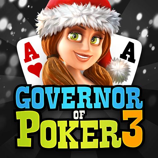 Governor of Poker 3 - Texas Holdem Poker Online (game)