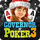 Governor of Poker 3 - Texas Holdem Poker Online icon