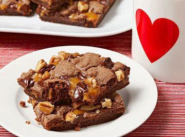 Man-catcher Brownies Recipe