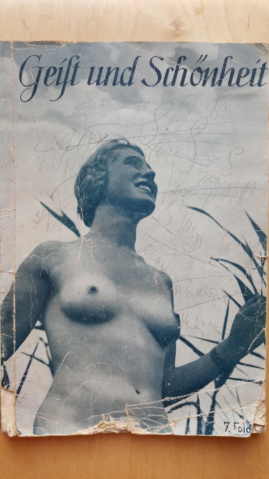Geist und Schönheit - Nationalsozialismus mit Nacktbildern