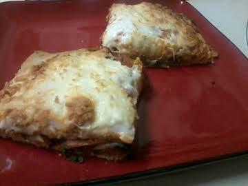 Stuffed Vegan Pizza