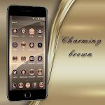 Silk Gold Icons Theme Icon