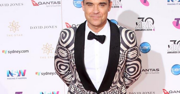 Robbie Williams for X Factor?