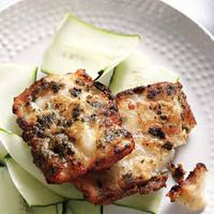Nori-Fried Whitefish Recipe
