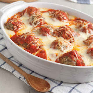 Meatball Macaroni and Cheese.