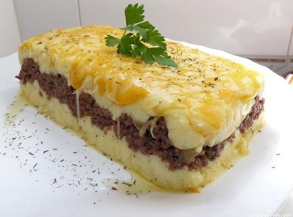 Preparation: Pre heat the oven to 350 degrees Mash the potatoes, and when they are ready,...