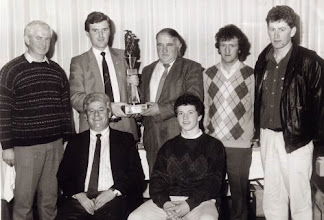 Photo: Club of the Year 1988