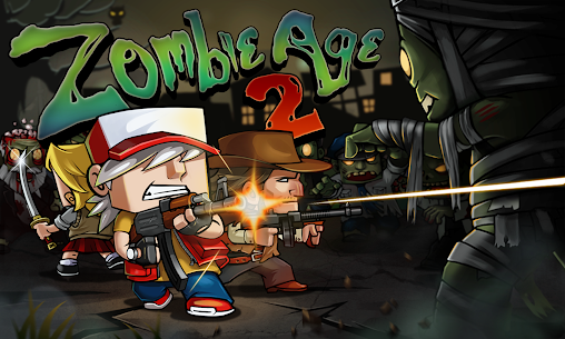 Zombie Age 2 [Dinheiro Infinito] 8