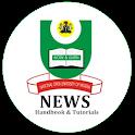 NOUN News & Tutorials icon