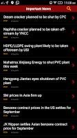 Screenshot of POLYMERUPDATE Smart App