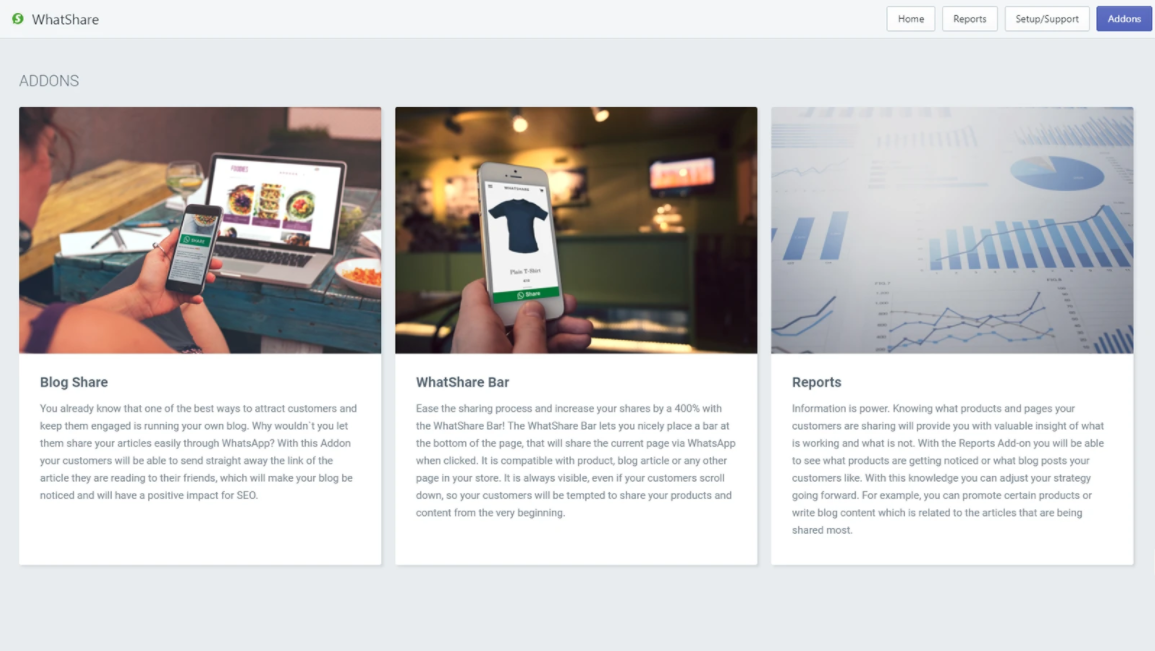 outstanding Shopify social share app