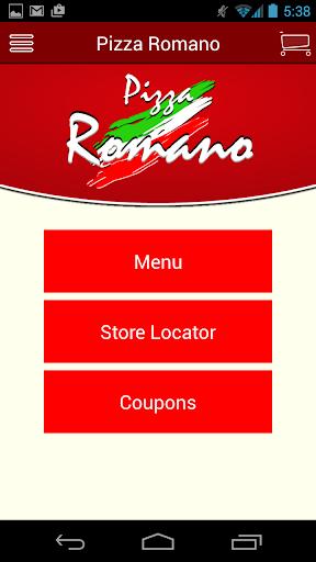 Pizza Romano