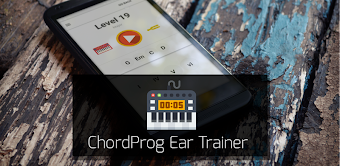 ChordProg Ear Trainer