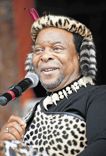 King Goodwill Zwelithini k