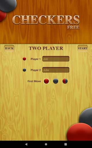 Checkers Free 1.52 screenshots 12