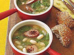 Italian Leek Soup